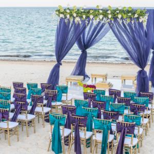 Ceremony Setup - South Asian Wedding (4) (1)